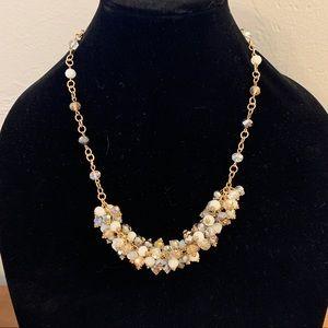 J.Crew beaded necklace